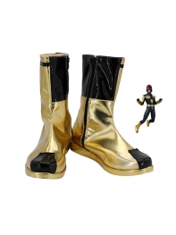 New Nova Thrasher Variant New Warriors Cosplay Boots