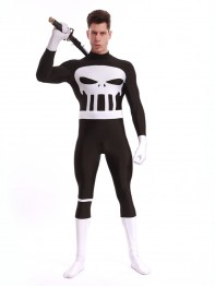 Marvel Comics Punisher Costume