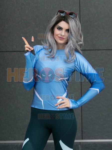 Quicksilver Avengers: Infinity War Printing Superhero Shirt