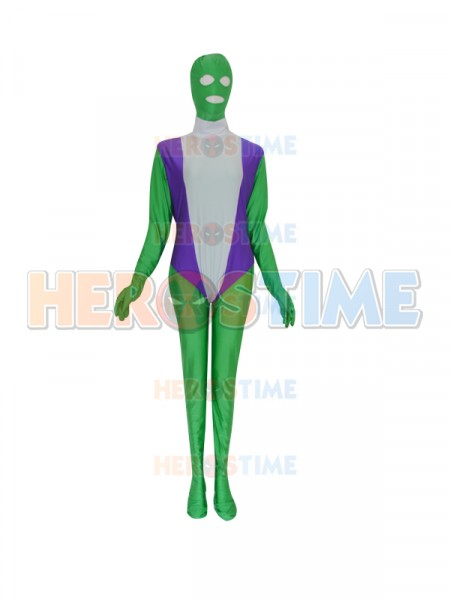 New Style She-hulk Female Superhero Costume