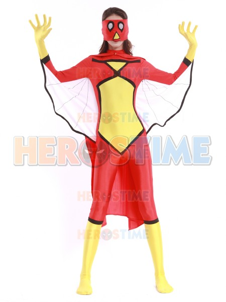 Marvel Comics Spider Woman Superhero Costume