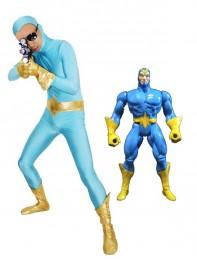 Antihero Starhawk Spandex Superhero Costume
