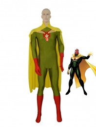 The Vision Custom Superhero Costume