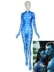 Neytiri Costume Avatar 2 Na'vi Female Cosplay Costume
