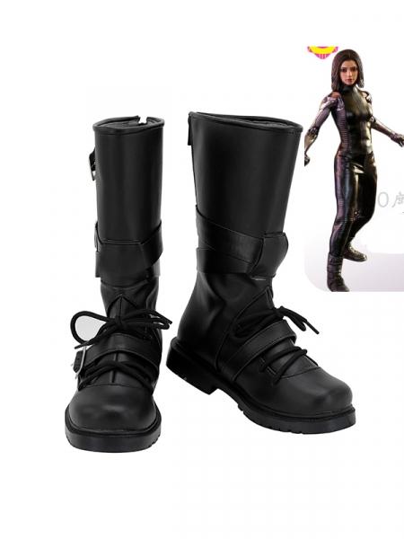 Battle Angel Alita Cosplay Boots