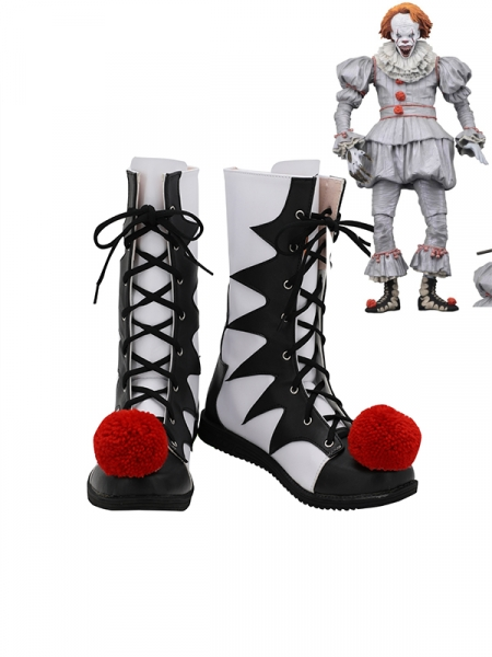 It: Part 1-The Losers 'Club Pennywise Cosplay Botas