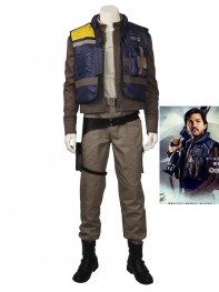 Deluxe Rogue One: A Star Wars Story Cassian Andor Cosplay Costume