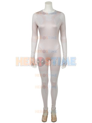 Superhero Film Ghost in the Shell Major Cosplay Costume