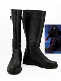 Kylo Ren Star Wars Superhero Cosplay Boots