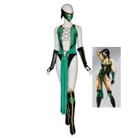Mortal Kombat Jeannette Cosplay Costume