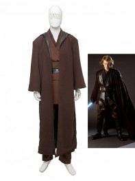 Star Wars Anakin Skywalker Movie Cosplay Costume