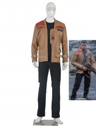 Star Wars Finn Movie Cosplay Costume