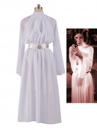 Star Wars Princess Leia Organa Cosplay Costume