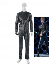 Star Wars Luke Skywalker Mens Movie Cosplay Costume