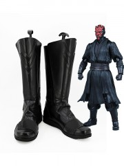 Darth Maul Shoes Star Wars Cosplay Boots