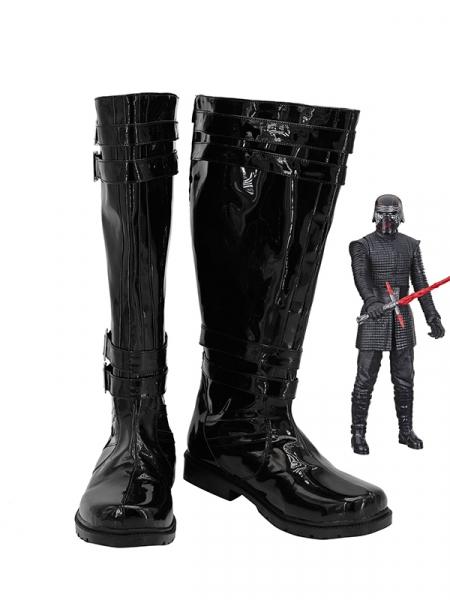 Botas de Cosplay de Star Wars Kylo Ren Movie