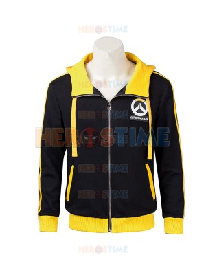 New Style Overwatch Black Casual Coat
