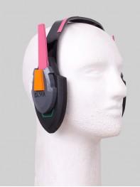 Overwatch Cosplay D.VA Cosplay Accessories Earphone