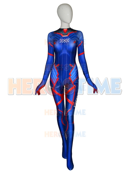 New York D.Va Costume Overwatch Cosplay Costume