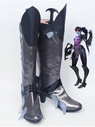 Widowmaker boots Overwatch Game Girl Cosplay boots