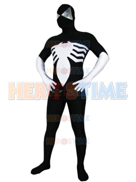 Black Vemon Symbiote Spider-Man Costume