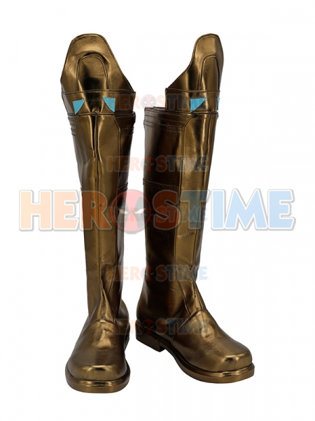 Botas de cosplay de Spider-Man: Far From Home Movie Mysterio