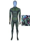 Spider-Man: Lejos de casa  Traje de Mysterio para Cosplay