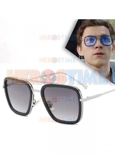 Spider-Man lejos de casa Gafas de Edith Tony Stark
