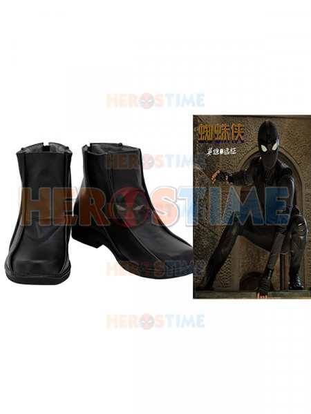 Spider-Man: Far From Home Peter Parker Cosplay Boots