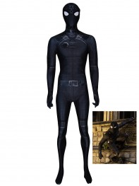 Spider-Man: Far From Home Cosplay Peter Parker Stealth Suit Fighting Costume