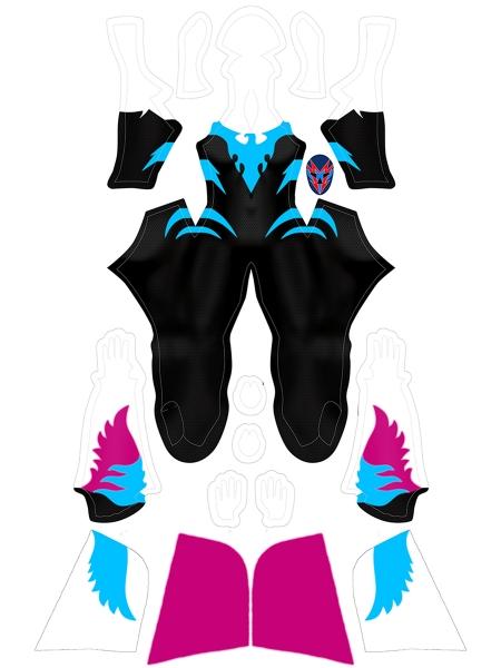 Disfraz de Phoenix Spider Gwen Gwen Stacy Disfraz de Cosplay