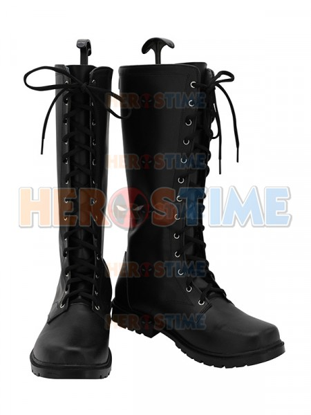 Spider-Man Noir Halloween Cosplay Boots