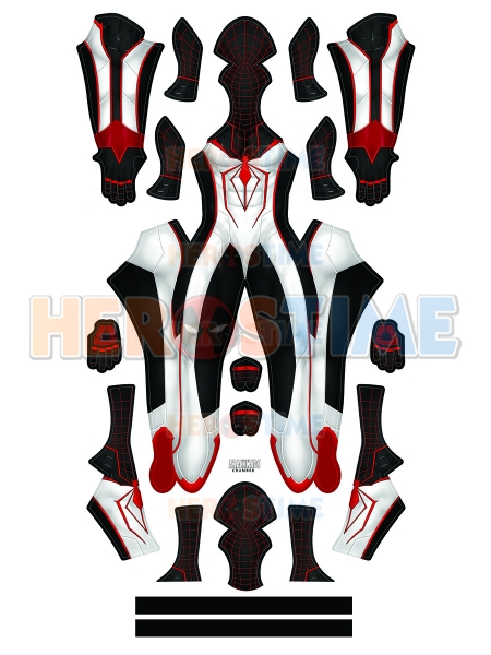 Spider-Man Miles Morales T.R.A.C.K Costume