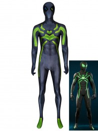 Traje de Spiderman de Big Time Spider-man  Traje de Spider-Man de PS4 Juegos