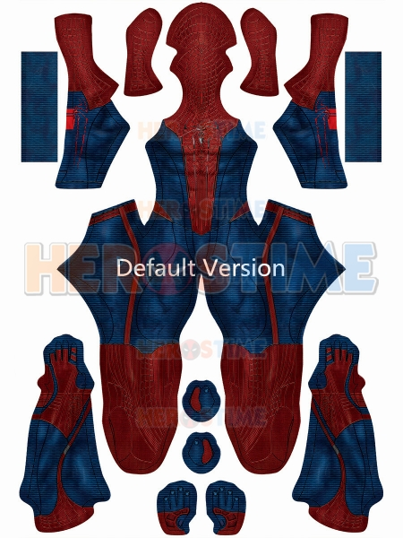 PS4 the Amazing Spider-Man Cosplay Costume PS4 Spider-Man