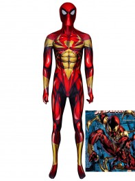Iron Spider Costume Spider-Man PS4 Halloween Costume