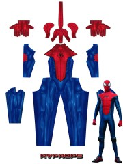 Great Responsibility Suit PS5 Marvel's Spider-Man: Miles Morales Suit