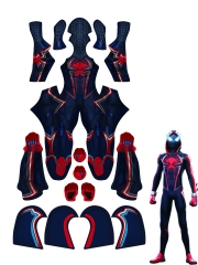 Spider-Man: Miles Morales 2099 Suit Spider-Man Costume