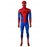 Spider-Man Suit PS4 Classic Spider-Man Cosplay Costume 53cc74c2c800a
