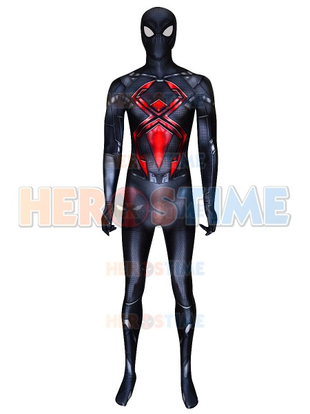 Spider-Man Costume PS4 Spider-Man Dark Suit