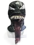 2018 Venom  Máscara Casco de Venom Súper Villano de Versión Cinematográfica
