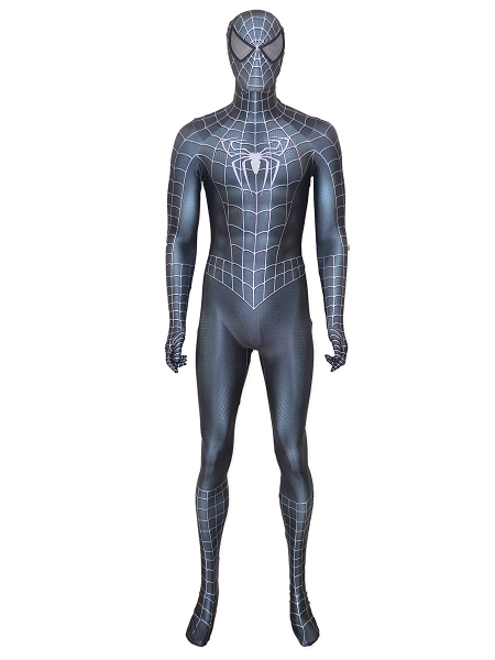 Raimi Symbiote Spider-Man Costume Black Spider-Man Costume