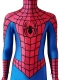 Classic Spider-Man Costume with Muscle Shade Spider-Man Cosplay