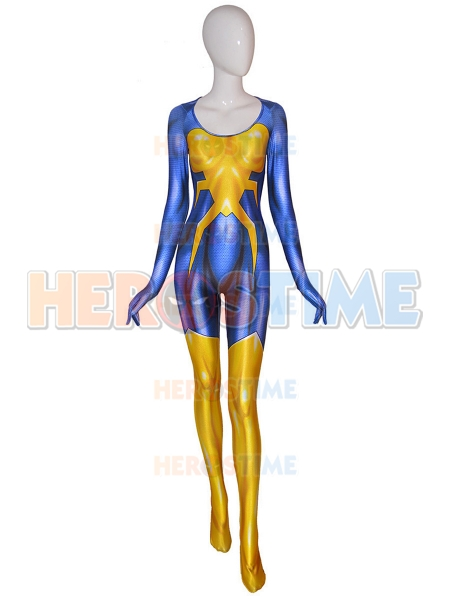 Adriana Soria Suit AKA Spider Queen Cosplay Costume No Mask