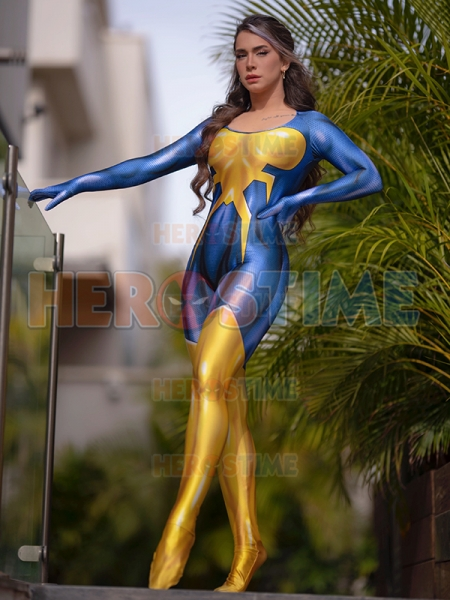 Adriana Soria Suit AKA Spider Queen Cosplay Costume No Mask