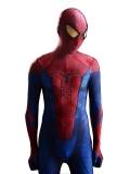 The Amazing Spider-man 3D Original Movie Spider-man Costume