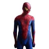 The Amazing Spider-Man 3D Traje de Spiderman de la película original