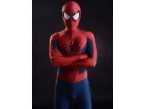 2015 3D Printing New The Amazing Spider-man 2 Superhero Costume