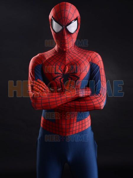 2015 impresión en 3D   Traje último de superhéroe de The Amazing Spider-man 2