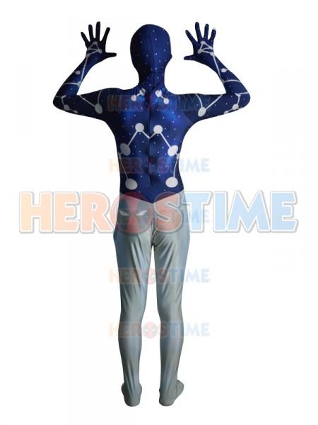 Cosmic Spider Man Costume V2 Full Body Morph Fullbody Suit